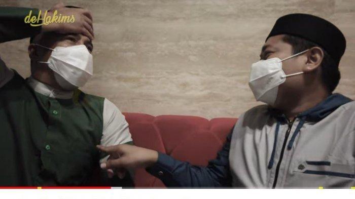 Kejutan Ultah Syekh Ali Jaber Sudah Disiapkan Tim, Irfan Hakim Terisak Tak Penuhi Keinginan Almarhum
