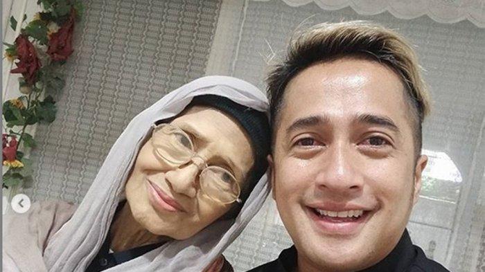 Dipanggil Ibunda Ria Irawan ke Kamar, Irfan Hakim Nangis Tersedu-sedu Dibacakan Ini di Rumah Duka