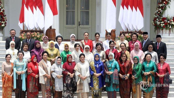 Mengenal Pesona Istri Menteri Kabinet Jokowi: Paras Anggun Hingga Sukses Berbisnis