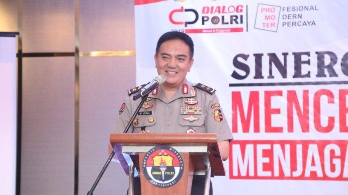 Kepala Humas Polri Akan Dipimpin Jenderal Bintang Tiga