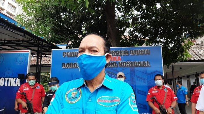 BNN Ungkap Penyelundupan Sabu dan Ekstasi yang Dikendalikan Napi Lapas Mata Merah Palembang