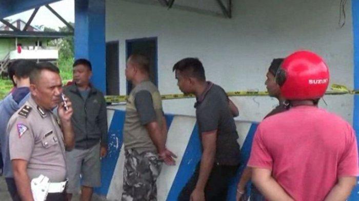 Penjual Nasi Kuning Ketakutan Dengar Rintihan di Pos Polisi, Warga Berdatangan Kaget Temukan Ini