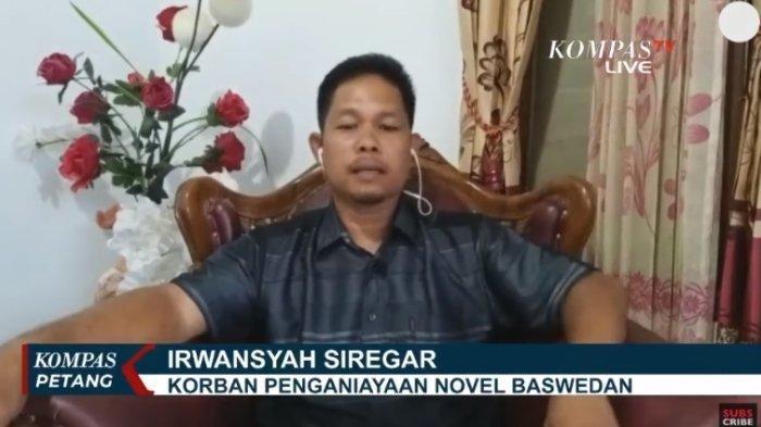 Irwansyah Hadiri Persidangan Penyiram Novel Baswedan