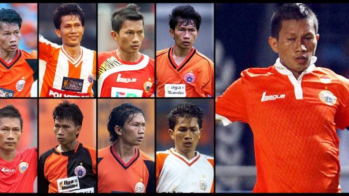 Daftar Pemain yang Paling Lama Berseragam Persija Jakarta