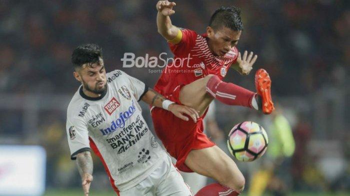 Daftar Susunan Pemain Bali United vs Persib Bandung, Stefano Lilipaly Jadi Cadangan