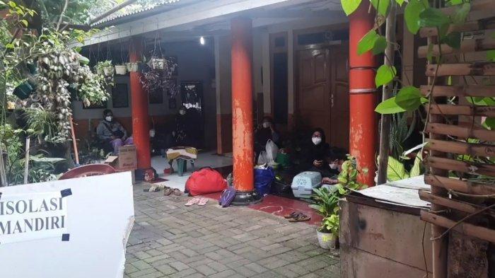 Pulang Liburan dari Bali, 1 Keluarga di RW 03 Setu Dijemput Satgas Covid-19 ke Wisma Atlet