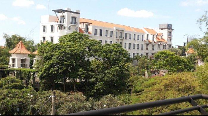 El Hotel Grande Malang Siap Tampung Pasien Positif Covid-19 Jalani Isolasi Mandiri