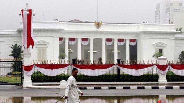 Anggota DPRD Ini Sebut Istana Negara Terancam Kebanjiran Jika Monas Diaspal Untuk Gelar Formula E