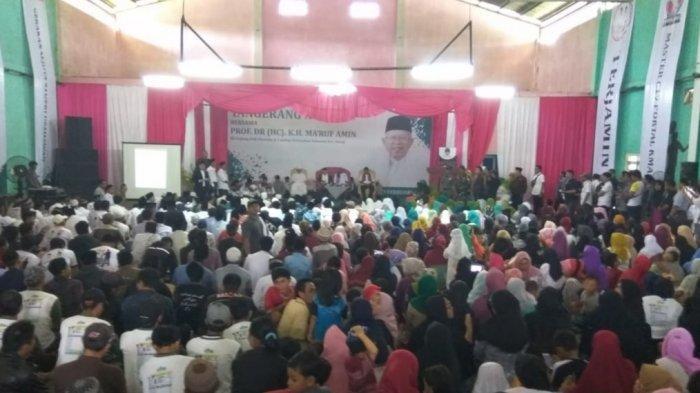 Maruf Amin Sebut Ulama Sangat Diperhatikan di Pemerintahan Jokowi