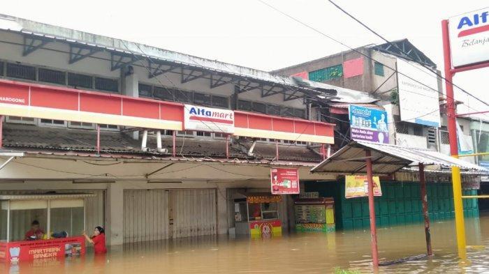Sejumlah Perumahan di Kota Bekasi Terendam Banjir Akibat Hujan Deras: Ini Lokasinya