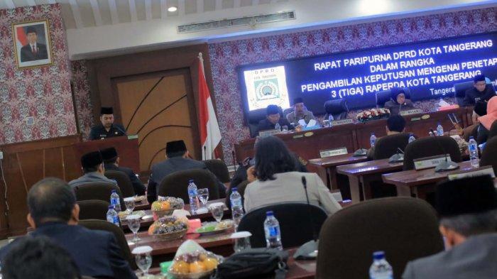 APBD Kota Tangerang Dianggarkan Rp 4,9 Triliun, Berikut Rinciannya