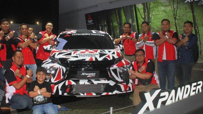 Komunitas Mitsubishi Motors Ramaikan IIMS 2019