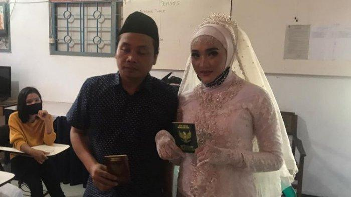 Pacaran 2 Tahun, Kisah Desi dan Sekar Menikah di Lapas Semarang: Cinta yang Terhalang Jeruji Besi