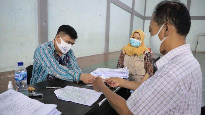 Pemerintah Kota Tangerang Distribusi Bantuan Sosial Covid-19 Tahap Kedua