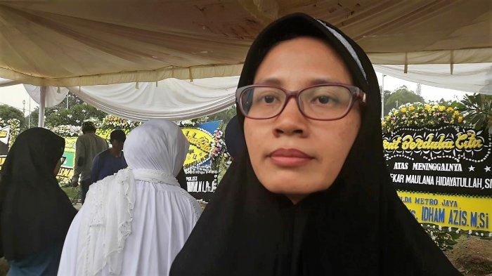 Istri Almarhum AKBP Sekar Maulana, Trauma dan Tidak Ingin Naik Lion Air Lagi