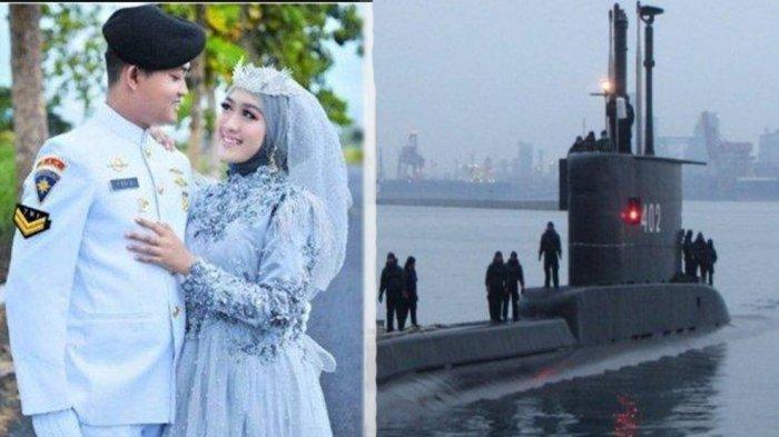 Curhat Istri Awak KRI Nanggala-402 Yakin Suami Bertahan, Tolak Belasungkawa: Ganti Doa Keselamatan