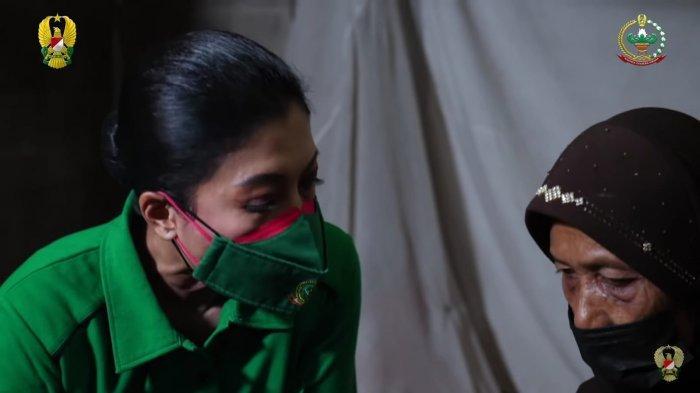 Tetesan Air Mata dari Para Lansia Tak Berdaya untuk Istri Jenderal Andika: Semoga Sehat Semuanya