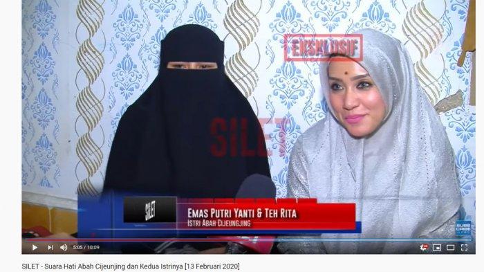 Perjuangan Istri Tua Abah Cijeungjing Cari Istri Muda, Punya 5 Calon hingga Bertemu dengan Teh Rita