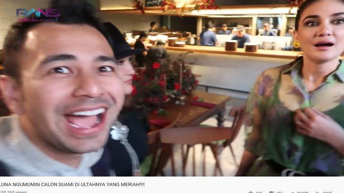 Inisial Calon Suami Luna Maya Dibongkar Maia Estianty, Raffi Ahmad Kaget: Terkuak Sudah Ya!