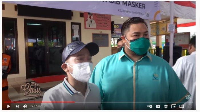 Ivan Gunawan Gelar Vaksinasi Gratis, Ruben Onsu Ajungkan Jempol: Jangan Berhenti Jadi Orang Baik!