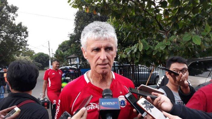 Tersingkir dari Piala AFC 2019, Pelatih Persija Jakarta Minta Timnya Tidak Dihujat The Jakmania