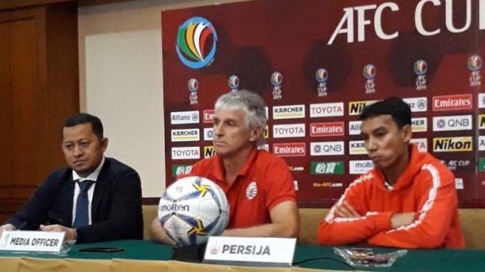 Hadapi Ceres Negros di SUGBK, Pelatih Persija Jakarta Ingin Balas Kekalahan