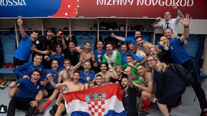 Dua Kali Adu Penalti, Kapten Timnas Kroasia: Ditakdirkan Kami Harus Melalui Drama Ekstra