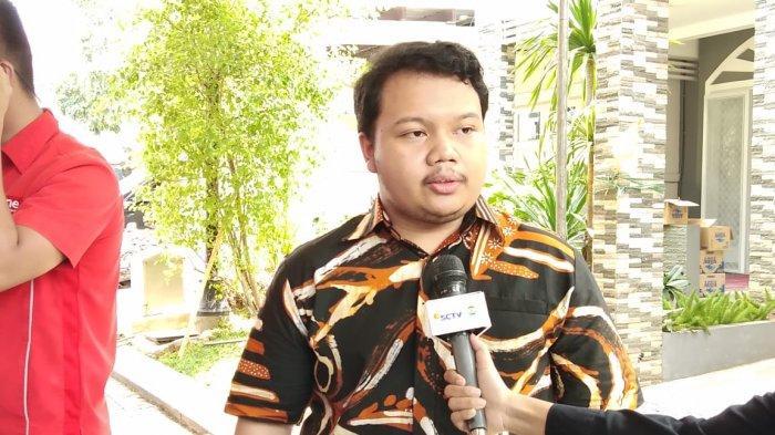Putra Sutopo Purwo Nugroho: Sekarang Bapak Sudah Tidak Merasakan Sakit Lagi