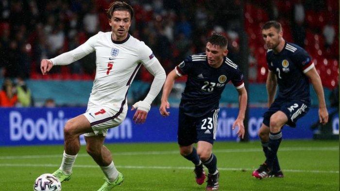 16 Besar Euro 2020: Ingin Menang Lawan Jerman, Inggris Harus Mainkan Jack Grealish dan Mason Mount