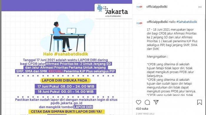 Simak Skala Prioritas PPDB DKI Jakarta Jalur Zonasi: Dari RT Domisili Hingga Kelurahan Asal Domisili