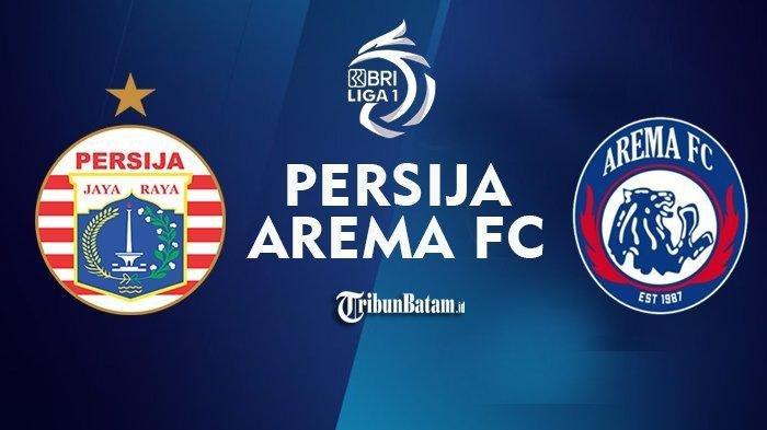 Simak jadwal Liga 1 2021 pekan ketujuh seri kedua Persija Jakarta vs Arema FC di Stadion Manahan Solo.