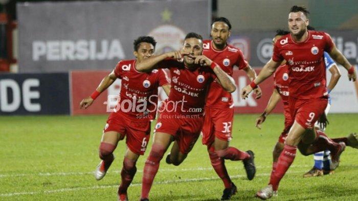 Kembali Perkuat Persija Jakarta, Jaimerson Xavier Punya Target Khusus di Liga Champions Asia