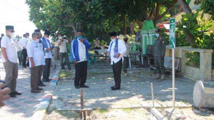 Bupati Kepulauan Seribu Minta Pembangunan Jalur Sepeda di Pulau Pramuka Segera Berjalan