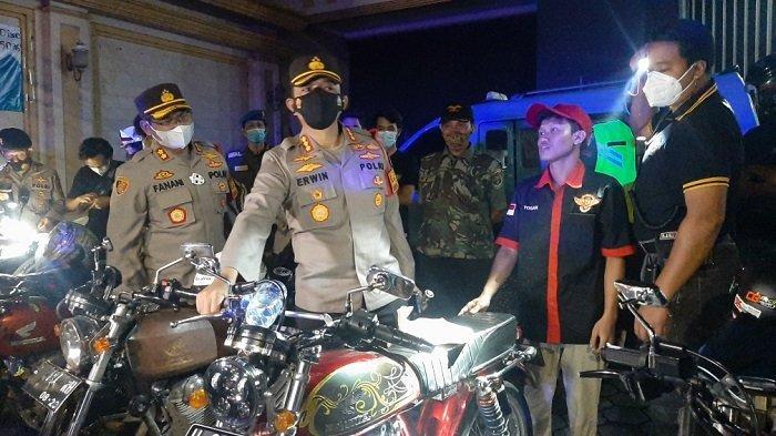 Pakai Knalpot Bising, 34 Sepeda Motor Terjaring Operasi Keselamatan Jaya 2021