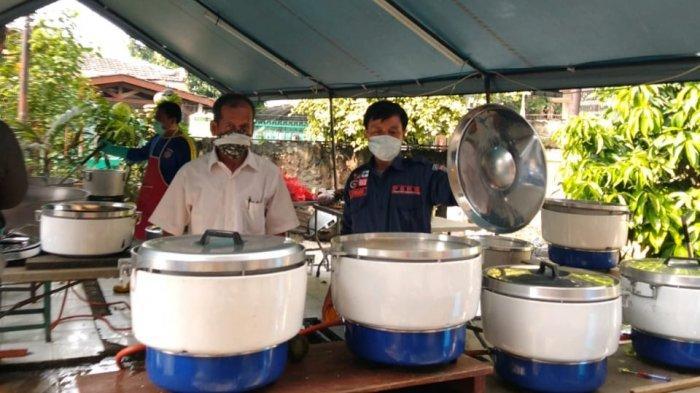 Permintaan Nasi Boks Bagi ODP yang Jalani Karantina ke Sudin Sosial Jakarta Timur Bertambah