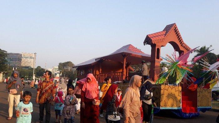 Dishub DKI Jakarta Tutup Sejumlah Ruas Jalan Saat Jakarnaval, Simak Rutenya