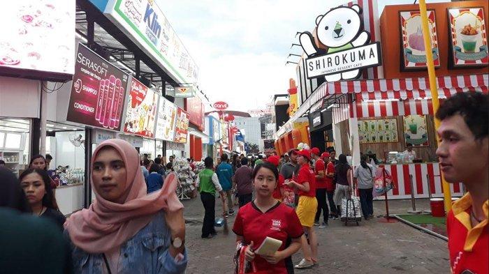 Di Jakarta Fair, Anda Bisa Beli Tiket Waterbom Jakarta dengan Harga Rp 85 Ribu