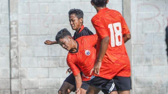 Dipercaya Angelo Alessio Turun Liga 1, Pemain Muda Persija Jakarta Ilham Rio Ingin Tampil Lebih Baik