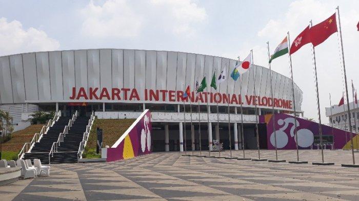 5 Atlet Indonesia Bertanding di Hari Terakhir Cabang  Balap Sepeda Trek Asian Games