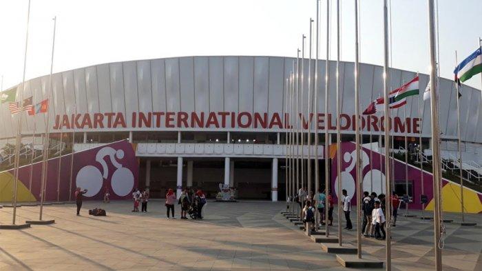 Harapan WargasetelahGelaran Asian Games di Jakarta International Velodrome