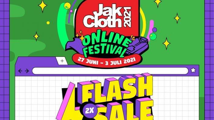 Minat Belanja Online saat Covid-19 Makin Tinggi, Jakcloth Raup Miliaran Rupiah Dalam Waktu 3 Hari