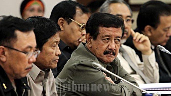 BREAKING NEWS: Mantan Jaksa Agung Basrief Arief Meninggal Dunia, Ini Profil Lengkapnya