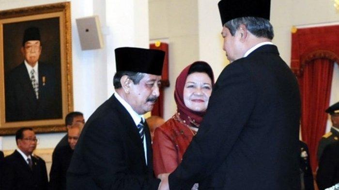 Kunci Keberhasilan Basrief Arief Jaksa Agung di Era SBY Sebelum Wafat, Ada Dukungan Mulia Orangtua