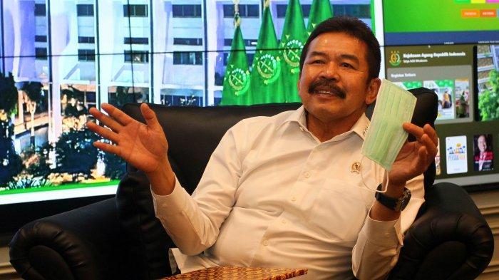 Sederet Fakta Menarik Biografi Jaksa Agung ST Burhanuddin