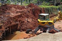 Pemkot Depok Gelontorkan Rp 7 Miliar Untuk Perbaikan Jalan Amblas di GDC