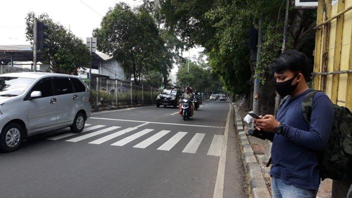 Pengemudi Mobil yang Tabrak Rombongan Vespa Extreme di Jatinegara Jakarta Timur Mengaku Tak Melihat
