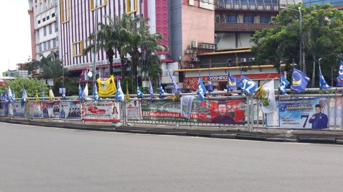 Bawaslu Jakarta Timur Ungkap Partai Politik Banyak Tak Pasang APK Fasilitas KPU