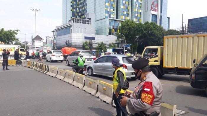 Mulai 22 Juli, Rekayasa Arus Lalu Lintas Dilakukan di Sekitar Jalan Gajah Mada & Hayam Wuruk Jakpus