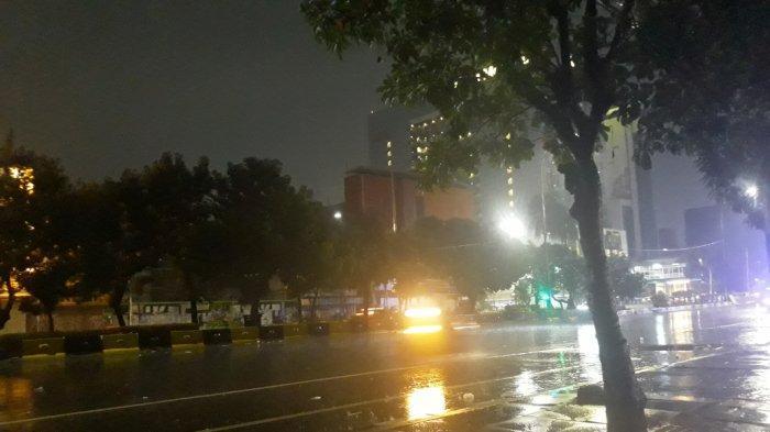 Pukul 19.30 WIB, Jalan Gajah Mada Arah Glodok Telah Kembali Dibuka