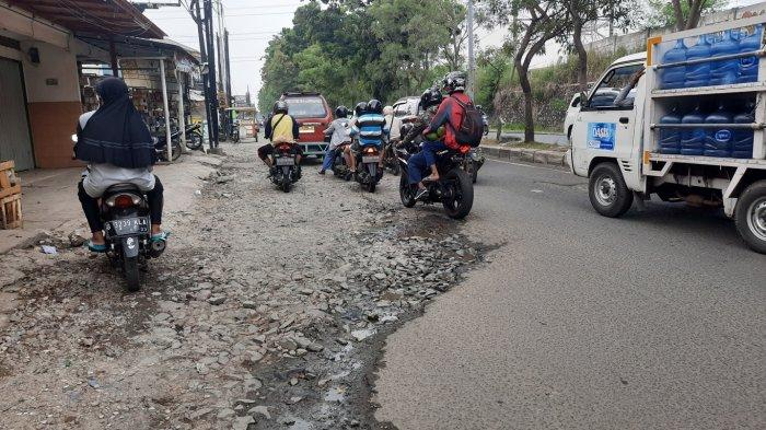 Kerap Bikin Macet, Akses Jalan di Bintara Bekasi Menuju Jakarta Diperbaiki Pekan Depan